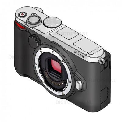 Nikon-V3-design-patent