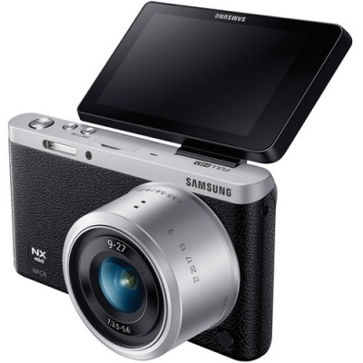 Samsung-NX-mini-SMART-black-touchscreen