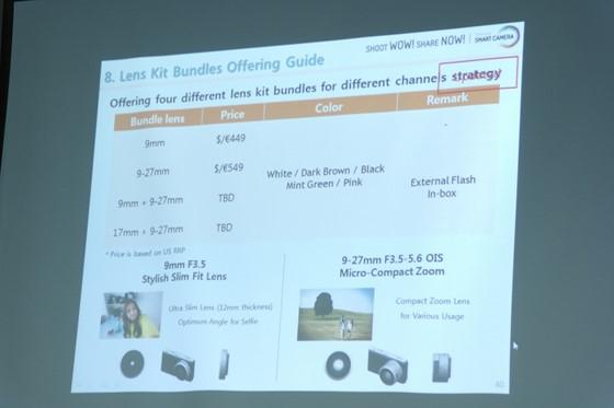 Samsung-NXF1-pricing