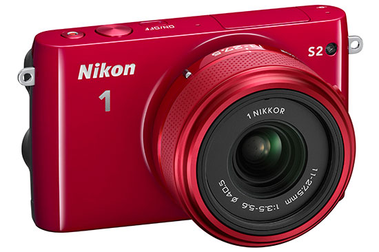 Nikon-1-S2-red
