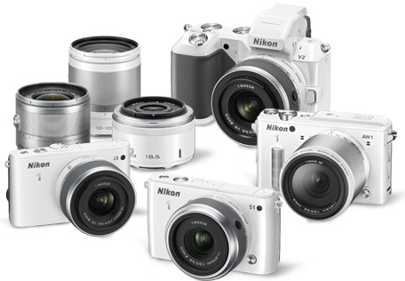 Nikon J1 and V1 Firmware Update | Sans Mirror | Thom Hogan