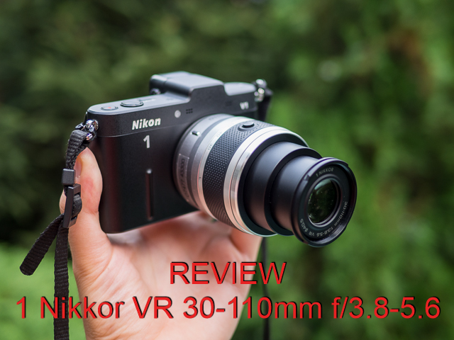 Nikon VR 30-110mm f3.8-5.6 review